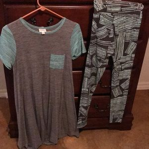 Complete LLR oufit (Carly and OS leggings)